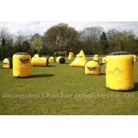 Quality Used Paintball Bunkers, Inflatable Paintball Bunkers wholesale