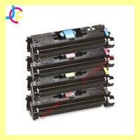 Quality Compatible Color Toner Cartridge C9700/9701/9702/9703A for HP Printer wholesale