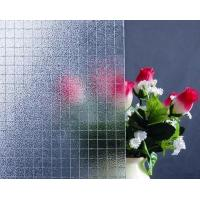 Quality Laminated safety glass with wire mesh , Wired architectural glass panels wholesale