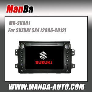 Quality car dvd for SUZUKI SX4 (2006-2012)/ Suzuki baleno gps navigation sat nav satellite radio car stereos automobiles wholesale