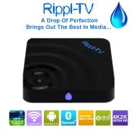Buy cheap Full HD media player android quad core OTA Rippl-TV from wholesalers