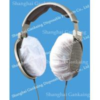 Cheap Disposable Headset Cover, Earphone Cover,Headphone Cover for sale