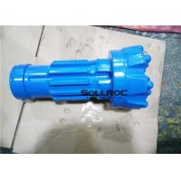 "6"" Atlas Copco Down The Hole Cop66 DTH Button Drill Bits For Rock Drilling"