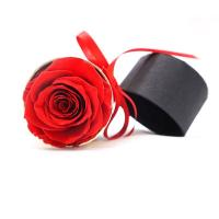Quality Artificial Eternal Preserved Rose Gift Box For DIY Gift Valentines wholesale