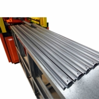 China rolling shutter roll forming machine garage door panel machine roller shutter door machine on sale