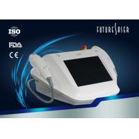 Quality RF Frequency Laser Stretch Mark Removal Machine , Laser Skin Rejuvenation Machine Foot Switch wholesale