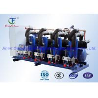 Quality Danfoss Scroll Parallel Refrigeration Compressor Unit For Commercial Meat Production wholesale