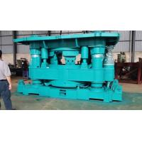 Quality Automtic Control Casing Rotator Hydraulic Vertical With Changeable Caliber wholesale