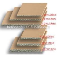 Quality 5 Ply Corrugated Cardboard Production Line With High Precision wholesale