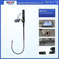 China IP68 5 LCD Under Vehicle Inspection Camera with DVR Video Recording Function on sale