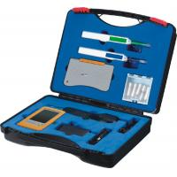 China Complete Fiber Optic Cleaning Kits Including A+B Cleaning Pen Cleaning Tape Inspection Probe on sale