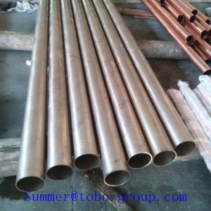 Cheap 6M  Super Duplex SS Seamless Pipe ASTM A789 A790 UNS32750 S32760 for sale