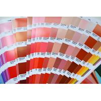 Cheap 2017 Newest PANTONE FORMULA GUIDE coated, uncoated color guide GP1601N Pantone CU color card with 1867 color codes for sale