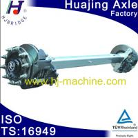 Quality Semi-trailer disc axle wholesale