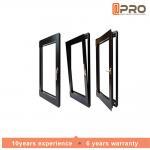 Quality Sound Proof Aluminium Tilt And Turn Sash Windows With Power Coating wholesale
