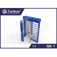 Quality Stainless Steel Full Height Turnstile Automatic Access Control System Gate wholesale