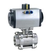 Quality pneumatic fixed ball valve wholesale