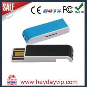 China plastic mini usb stick 8gb plastic mini usb stick on sale