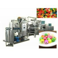 China Unique High Efficiency Small Candy Making Machine Depositing Speed 45- 55n / Min on sale