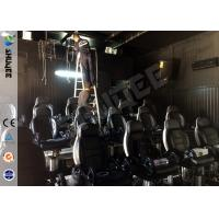 Cheap Visual Feast 9D Immersive Theater 9D Cinema With Electric , Pneumatic , for sale
