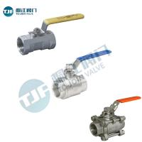 Quality Stainless 304 One Piece /Two Piece/ Three Piece Ball Valve for WOG wholesale