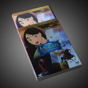 Quality MULAN dvd,disney dvd wholesale,dvd movie Specialist wholesale