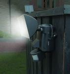 Quality 1W Motion Sensor Security Light / Solar Security Light with Motion Sensor ATF-SLDC1W wholesale