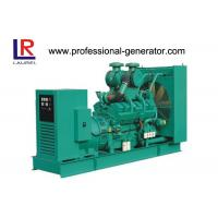 Quality 1500 / 1800RPM Open Type Diesel Electric Generators With KTA50 - GS8 Cummins Engine wholesale