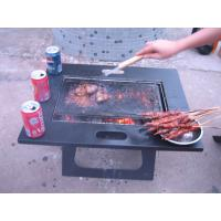 China Smoker Charcoal Grill on sale