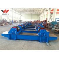 Quality Bolt Adjustable Welding Turning Roller HGK20 With Welding Manipulator Heavy Duty Type VFD Speed Control wholesale