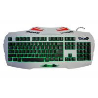 Quality Portable Gaming Computer Keyboard Anti Ghosting 19 Keys 1.5M USB Cable wholesale
