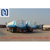 China 4x2 Liter Stainless Steel Water Tank Truck High performance Yellow Color on sale
