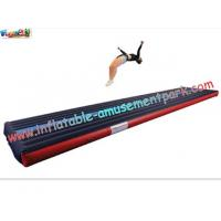 Quality Popular Air Tumbling Inflatable Track, Inflatable Sports Games Track With Different Size wholesale