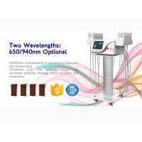 Quality Ce Approved 4d Lipo Laser Slimming Machine With 6/8/10/12/14/16 Pads wholesale