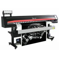 Quality Outdoor Printing Machine Digital , Solvent Based Inkjet Printer Multi Function wholesale