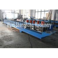 Quality Cold rolled steel frame production line / galvanized steel frame profiling machine wholesale