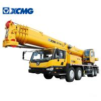 Quality Construction Machinery Telescopic Boom Crane Truck QY70K-I XCMG Official 70 Ton wholesale