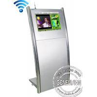 China 19 Inch 3G Digital Signage with Network Management System on sale