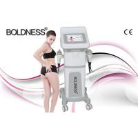 Quality Skin Lifting / Ultrasonic Cavitation Slimming Machine For Accelerate The Blood Circulation wholesale