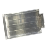 China FSW new energy electric vehicle aluminum battery tray with friction stir welding for sale
