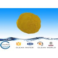 Quality CAS No 10028-22-5 Polymer ferric sulphate 19% Coagulant ISO/ BV wholesale