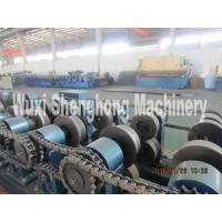 Quality 10-12m/min CZ Purlin Roll Forming Machine ISO Quality System wholesale