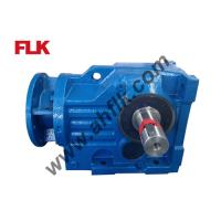 China Helical Bevel Geared Motors/Gear Reducer /Gearbox (K37~ K187) on sale