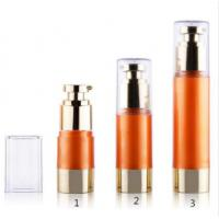 Quality 15ml 30ml 50ml Plastic Cosmetic Airless Pump Bottle For Serum wholesale