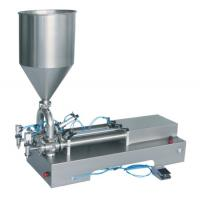 Quality double-head ointment filling machine liquid filling made in china wholesale