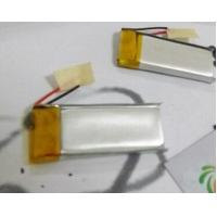 Cheap 3.7v 302030 130 mAh Pouch Li-Polymer rechargeable batteries CLCELL for sale