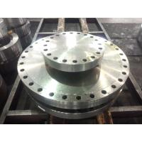 Quality P285NH P285QH  Hot Rolled Forged Carbon Steel Flange Finish Machine PED Certificate wholesale