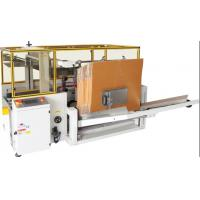 Quality Semi Automated Packaging Machine Facial Tissue Carton Box Sealing Machine wholesale
