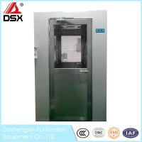 Buy cheap air shower cleanroom from wholesalers