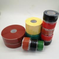 Quality Pipe Repair Clear Self Fusing Silicone Tape Anti Fouling Fuel Resistant wholesale